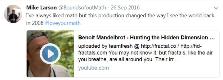 love your math fractals
